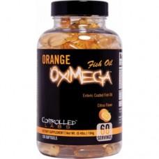 Orange OxiMega Fish Oil